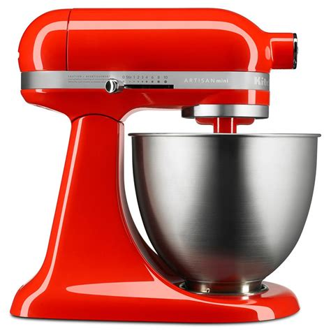 Mixer Mini kitchenaid ksm3311xtb artisan mini series tilt