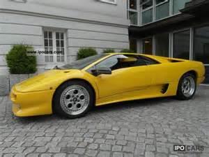 1991 lamborghini diablo car photo and specs