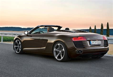 Audi A8 Spider by Audi A8 R8 4 2 Spyder Tt And Tt Roadster Priced For Us