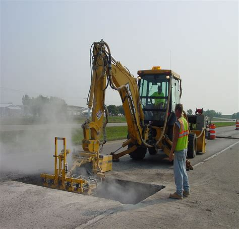 concrete construction equipments equipment mounted drills concrete construction magazine