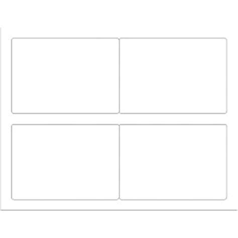 4 per page postcard template templates shipping label 4 per sheet wide avery