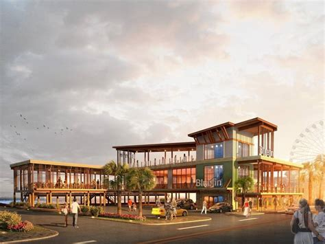 Entertainment, rooftop bar and restaurant coming to RipTydz on Myrtle Beach oceanfront in 2017