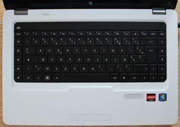 Keyboard Laptop Hp G62 hp pavilion g62 test complet ordinateur portable les num 233 riques