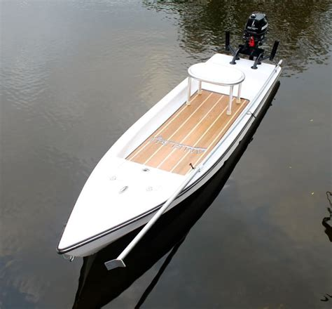 small fishing boats plans pelican ambush build page 7 projects pinterest