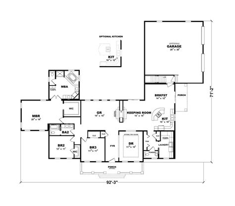all american homes floor plans centralia gr floorplan of generation collection modular
