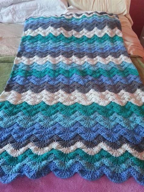 17 best ideas about crochet wave pattern on pinterest 1000 images about crochet ocean afghan ideas on pinterest