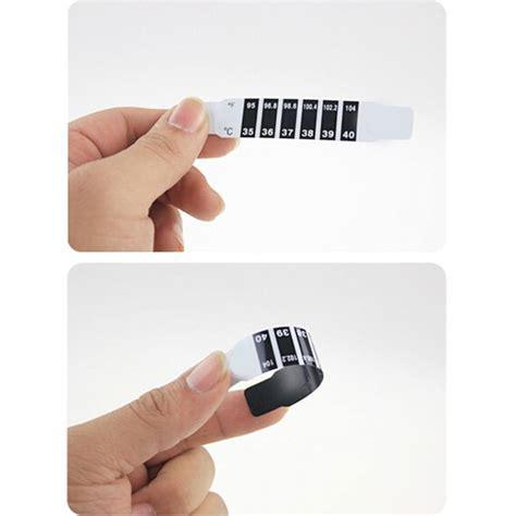 Termometer Empeng thermometer tempel pengukur suhu badan yang elastis dan