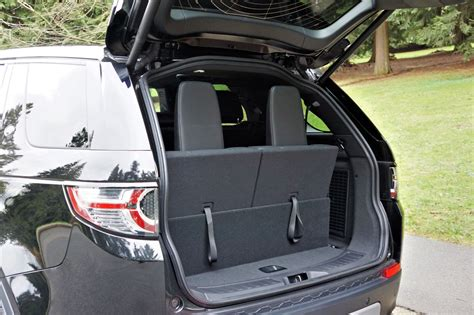 land rover discovery sport trunk space 100 land rover discovery sport trunk space the d