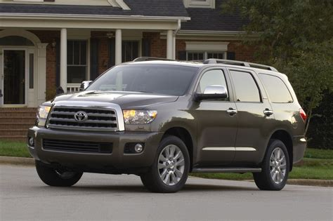 suv toyota sequoia 2017 toyota sequoia pricing features edmunds