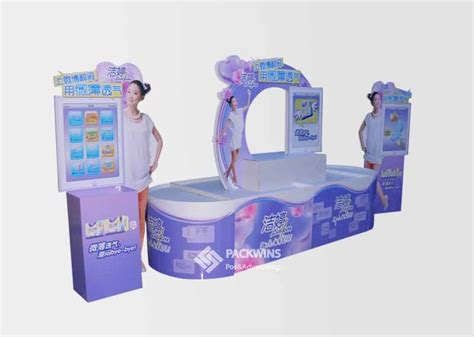 pallet cardboard display stand of corrugated manufacturers point of sale pallet cardboard display stands