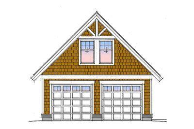 2 car garage with workshop 9830sw architectural shingle style garage 9823sw architectural designs