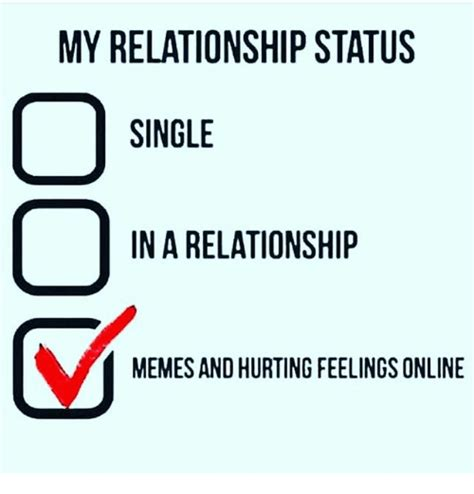 In A Relationship Meme