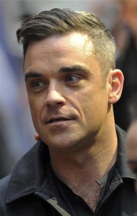 Williams Hairstyles by Robbie Williams Hairstyle Hairstyle Ideas For