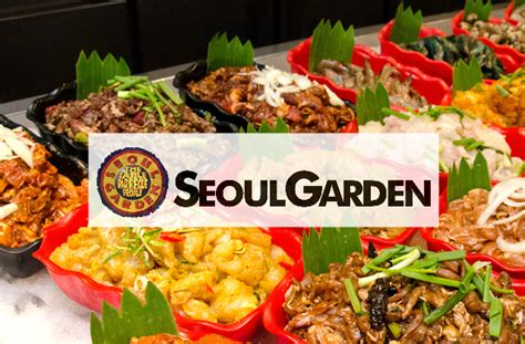 Seoul Garden by Seoul Garden 2 Dines Free For Every 2