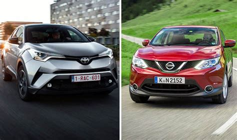 toyota nissan price toyota c hr vs nissan qashqai price specs pictures and