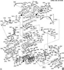 5 3 l vortec chevrolet heater hose diagram autos post