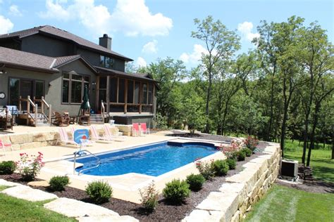 backyard city pools how to find an experienced pool contractor in kansas city