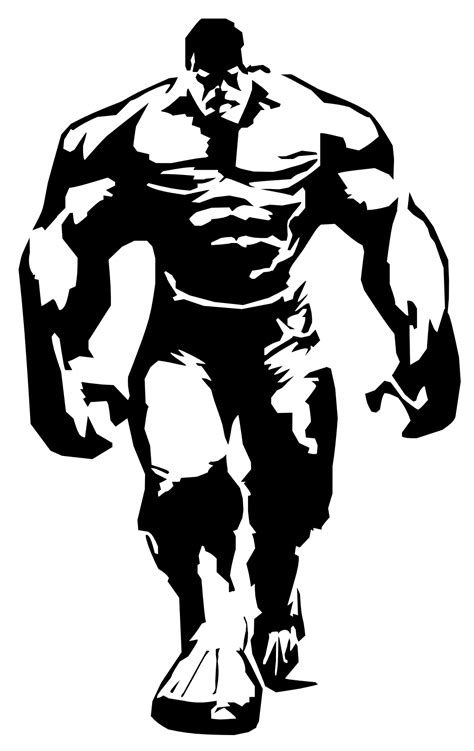 printable heroes lady of pain the hulk stencils revolution stenciling and marvel