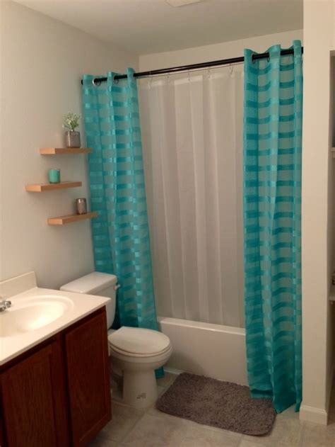 17 best ideas about two shower curtains on pinterest 17 best ideas about double shower curtain on pinterest