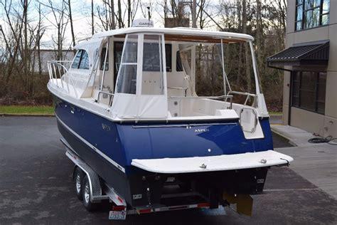 aspen boats for sale new aspen power catamaran c100 c32 escape power boats
