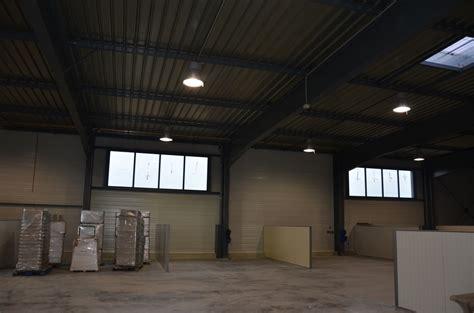 eclairage exterieur batiment industriel eclairage sarl ece