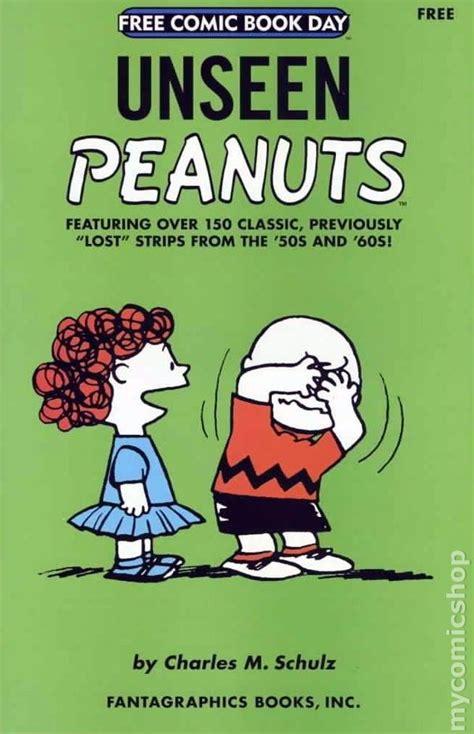 peanuts every sunday 1971 1975 books unseen peanuts fcbd 2007 comic books