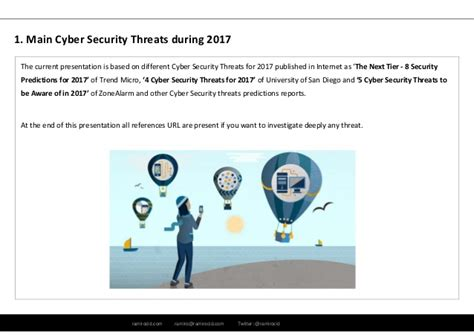 Cyber Security Threats For 2017 5 Trend Predictions 2017
