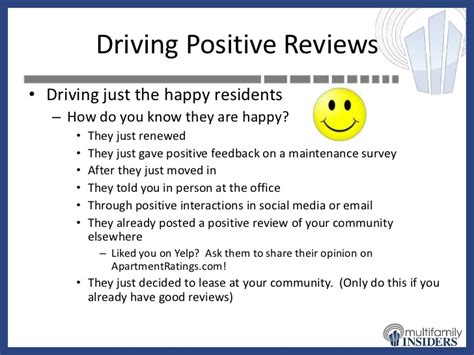 appartment reviews apartment ratings how to respond to negative reviews