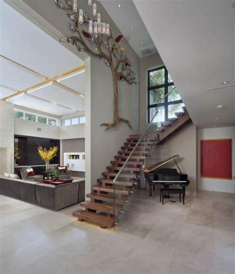 treppenhaus dekorieren 1001 beispiele f 252 r treppenhaus gestalten 80 ideen als