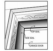 Auto Carecom  Weather Seal Garage Door