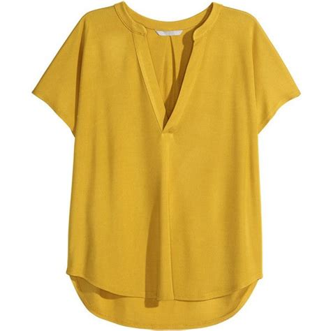 H M V Neck Blouse by 25 Best Ideas About V Neck Blouse On