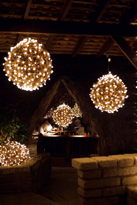 decorating with lights outdoors 27 diy lights decorating projects