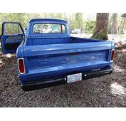 1964 Ford F100 RARE Short Bed Pick Up For Sale Photos