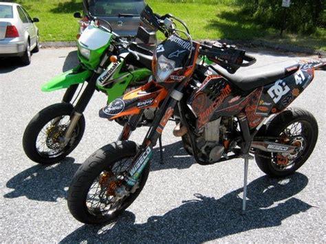 Ktm Exc Motard Ktm Supermoto Exc Jaegermeister Bikes Ktm