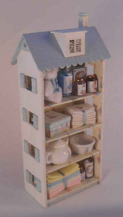 beatrix potter dolls house beatrix potter filled cabinet for the dollhouse nursery by pilar alan swan house miniatures