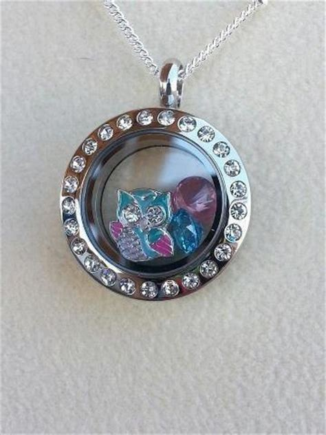 Mini Locket Origami Owl - 86 best images about origami owl lockets on