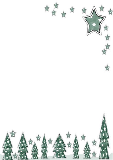 printable paper christmas tree christmas tree writing paper craft found