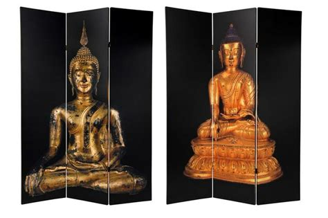 buddha room divider screen 105 best images about buddha on pedestal canvas wall and panel room divider