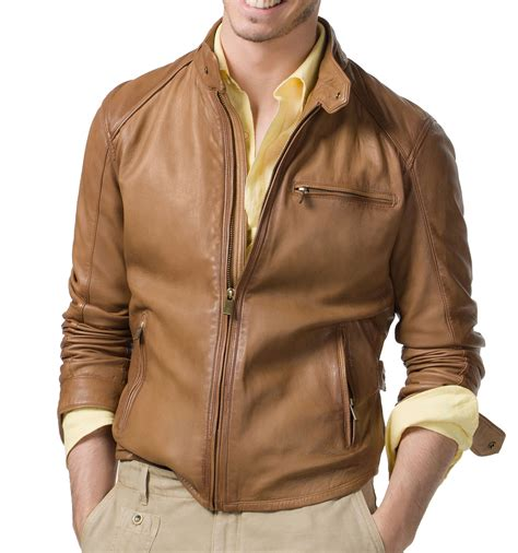 Leather Australia by Mens Brown Leather Jacket In Australia Marsh Leather