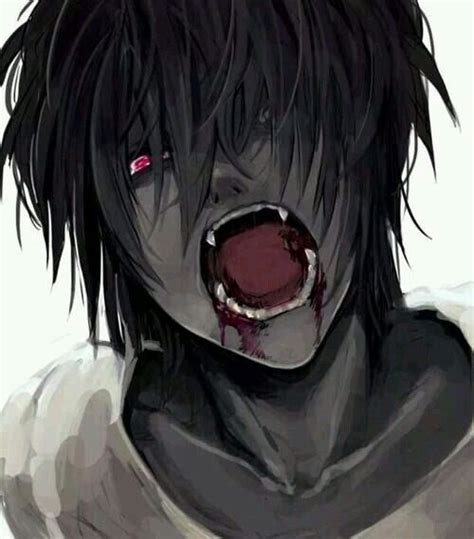 anime boy red eyes anime dark boy with red eyes blood vire poses