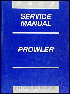 free auto repair manuals 2002 chrysler prowler electronic throttle control 2002 chrysler prowler repair shop manual original
