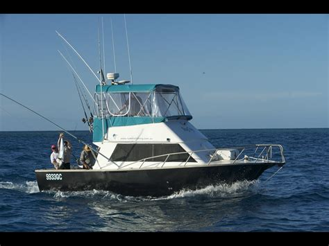 new boats for sale cairns 1994 cairns custom craft 8 5mt game boat for sale