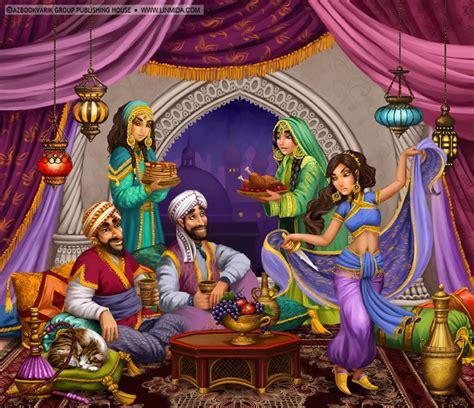 alibaba story ali baba 2 by liaselina on deviantart