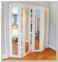 1000 ideas about closet door alternative on