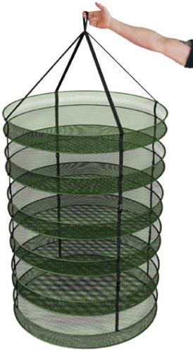 Cure Drying Rack by Cannabis Grow Supplies Ipower 3 Diameter With 6