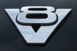 Ford V8 Logo Black Cool Hairstyle Ford V8 Logo