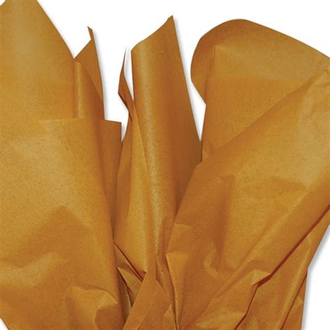 brown tissue paper honey brown tissue paper 20 x 30 quot sheets 480 sheets