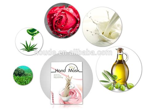 Qiansoto Olive Hydrating Nourishing Mask 1 Box 6 Sachet selling whitening mask view whitening mask