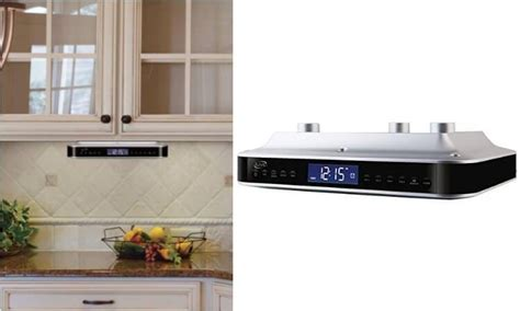 under cabinet cd player target ilive under cabinet radio with bluetooth speakers on sale