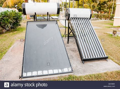 Green Energy Solar Water Heater solar water heaters utilizing solar energy green energy symbol stock photo royalty free image